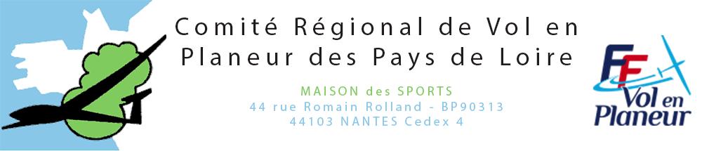 Comité Régional de Vol en Planeur des Pays de Loire
